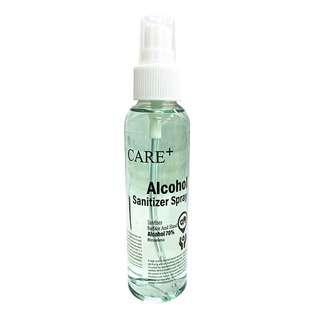 Care+ Alcohol Hand Sanitizer Spray 100ml