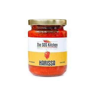 SOS MARRAKESH - Vegetarian Harissa Cooking Paste