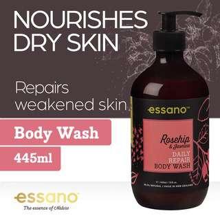 Essano Rosehip Oil Repairing Body Wash