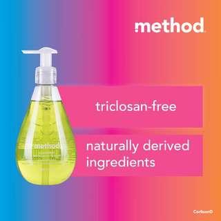 Method Gel Hand Wash - Cucumber