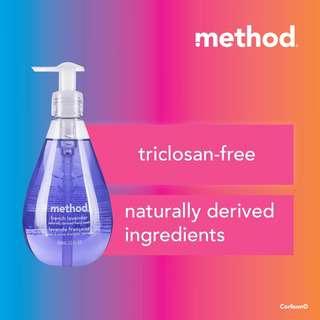 Method Gel Hand Wash - French Lavender