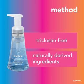 Method Foaming Hand Wash - Sea Minerals