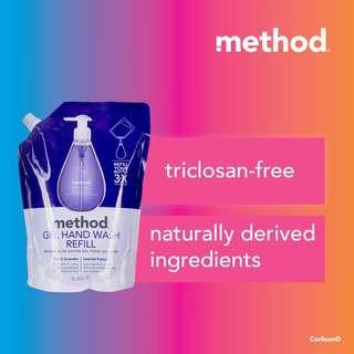 Method Gel Hand Wash Refill - French Lavender