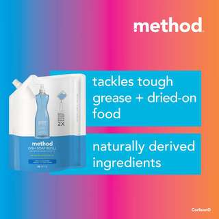 Method Dish Soap Refill - Sea Mineral