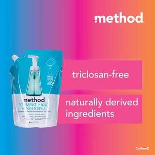 Method Foaming Hand Wash Refill - Waterfall