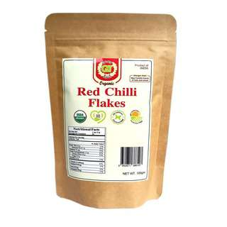Gabrielle T Organic Red Chilli Flakes