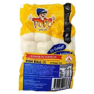 DODO Fish Ball (S) - Lower In Sodium