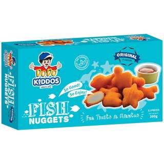 DODO Kiddos Fish Nuggets - Original