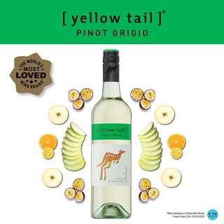 Yellow Tail Pinot Grigio - White Wine