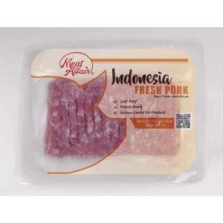 Meat Affair Indonesia Pork Minced