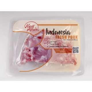 Meat Affair Indonesia Pork Soup Bone
