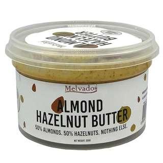 MELVADOS Almond Hazelnut Butter