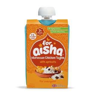 For Aisha Baby Food - Moroccan Chicken Tagine Puree