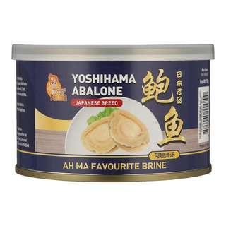 Good Lady Yoshihama Abalone 6 Pieces (Brine)