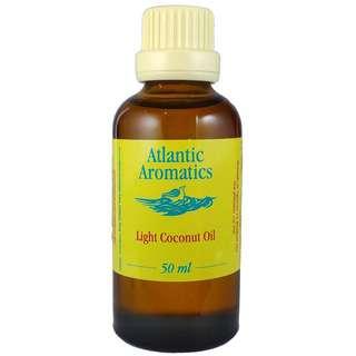 Atlantic Aromatics Light Coconut Oil Deodorised