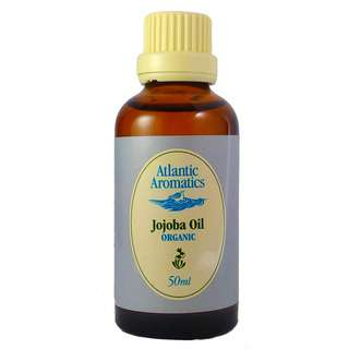 Atlantic Aromatics Jojoba Oil Certified Organic
