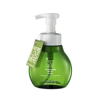 Nature Love Mere Hand Wash - Bubble (Bottle)