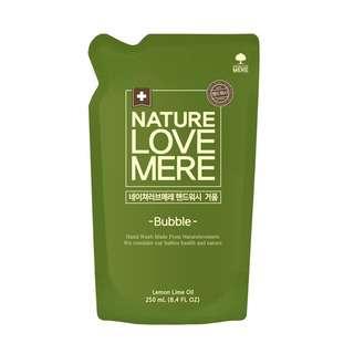 Nature Love Mere Hand Wash - Bubble (Refill)