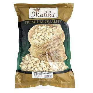 Malika Broken Cashew 1 Kg -- By Dashmesh