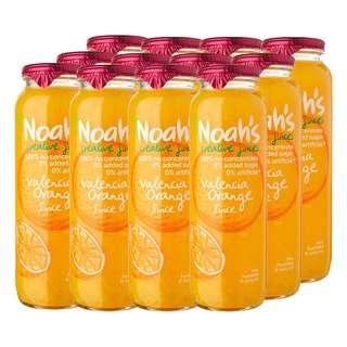 Noah's Velencia Orange Juice