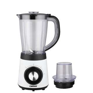 Cornell Stand Blender with Plastic Jug and Miller White