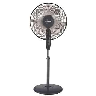 "Cornell Basic Stand Fan 16"" Grey"