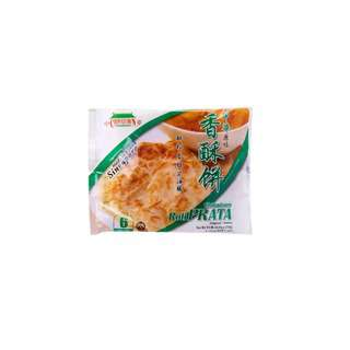 Chinatown Plain Roti Prata 6 PCS