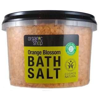 Organic Shop Orange Blossom Bath Salt