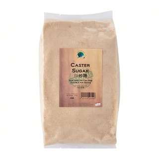 Green Earth Caster Sugar