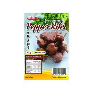 Liang Yi Vegetarian Pepper Ribs