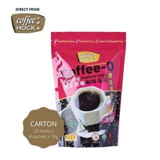 Coffeehock Coffee-O kosong mixture bags