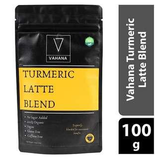 Vahana Turmeric Latte Blend