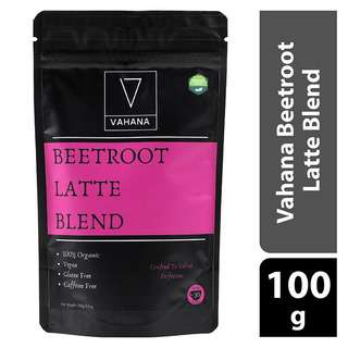 Vahana Beetroot Latte Blend