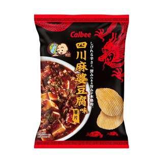 Calbee SC Mapo Potato Chip