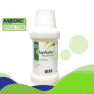 Abbott Duphalac Oral Solution 200ml - By Medic Drugstore