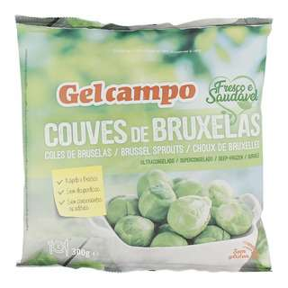 Gelcampo Brussel Sprouts