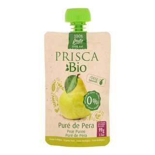 Prisca Bio Organic Pear Puree (No Added Sugar)