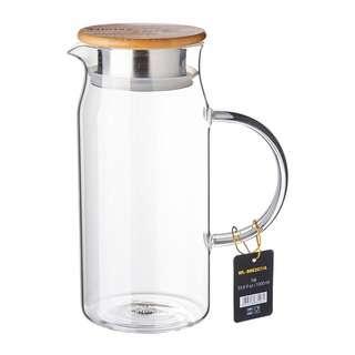 Wilmax England Thermo Glass Jug 1000 ML