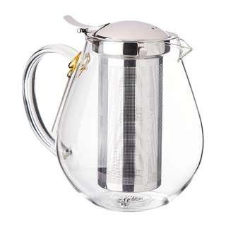 Wilmax England Thermo Glass Tea Pot 850 ML