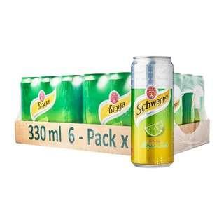 Schweppes Manao Lime Soda 325ml x 24 Cans Carton