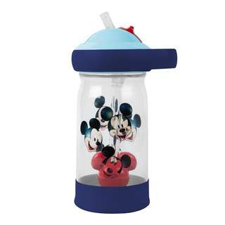 The First Years Disney Mickey Mouse Sip & See Water Bottle