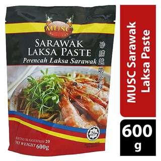 MUSC Sarawak Laksa Paste