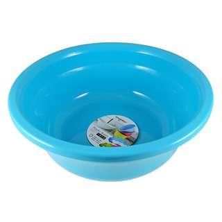 KJB Qianya Plastic Rounded Basin 39cm (Blue)