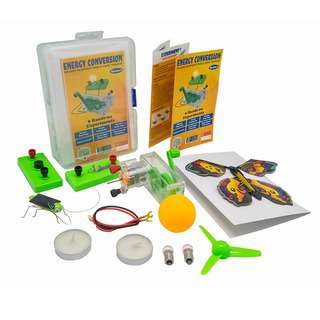Play N Learn STEM Science 6 Experiments on Energy Conversion