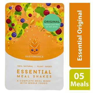 Sustenance Meal Shakes - Essential Original (5 meals)