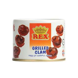 Rex Grilled Clam