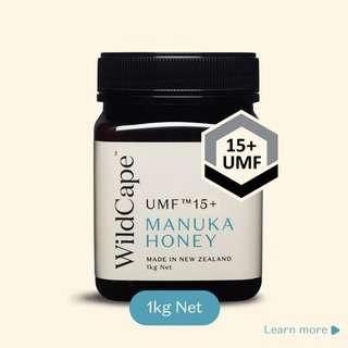 Wildcape UMF 15+ 1kg
