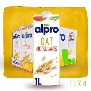 Alpro Oat Milk - Unsweetened - By Sonnamera