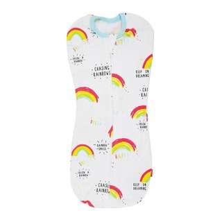 Lunavie Swaddle Pouch - Rainbow