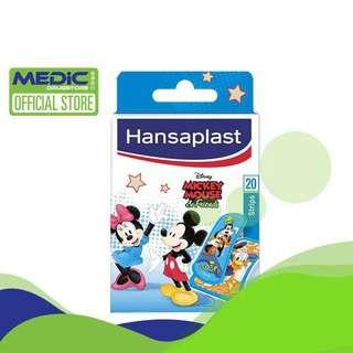 Hansaplast Disney Mickey Mouse & Friends 20s